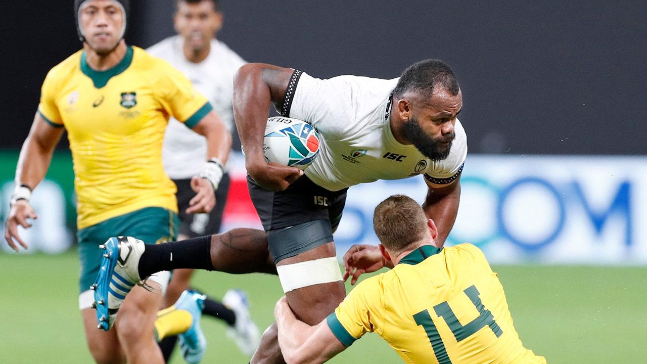 Rugby World Cup Beamten geschimpft für schlechte Schiedsrichter-Turnier über