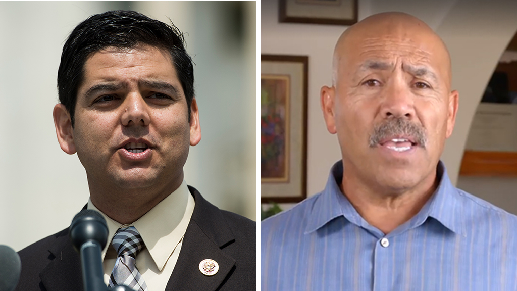 California Rep. Raul Ruiz faces GOP challenge from ... wait, another Raul Ruiz?