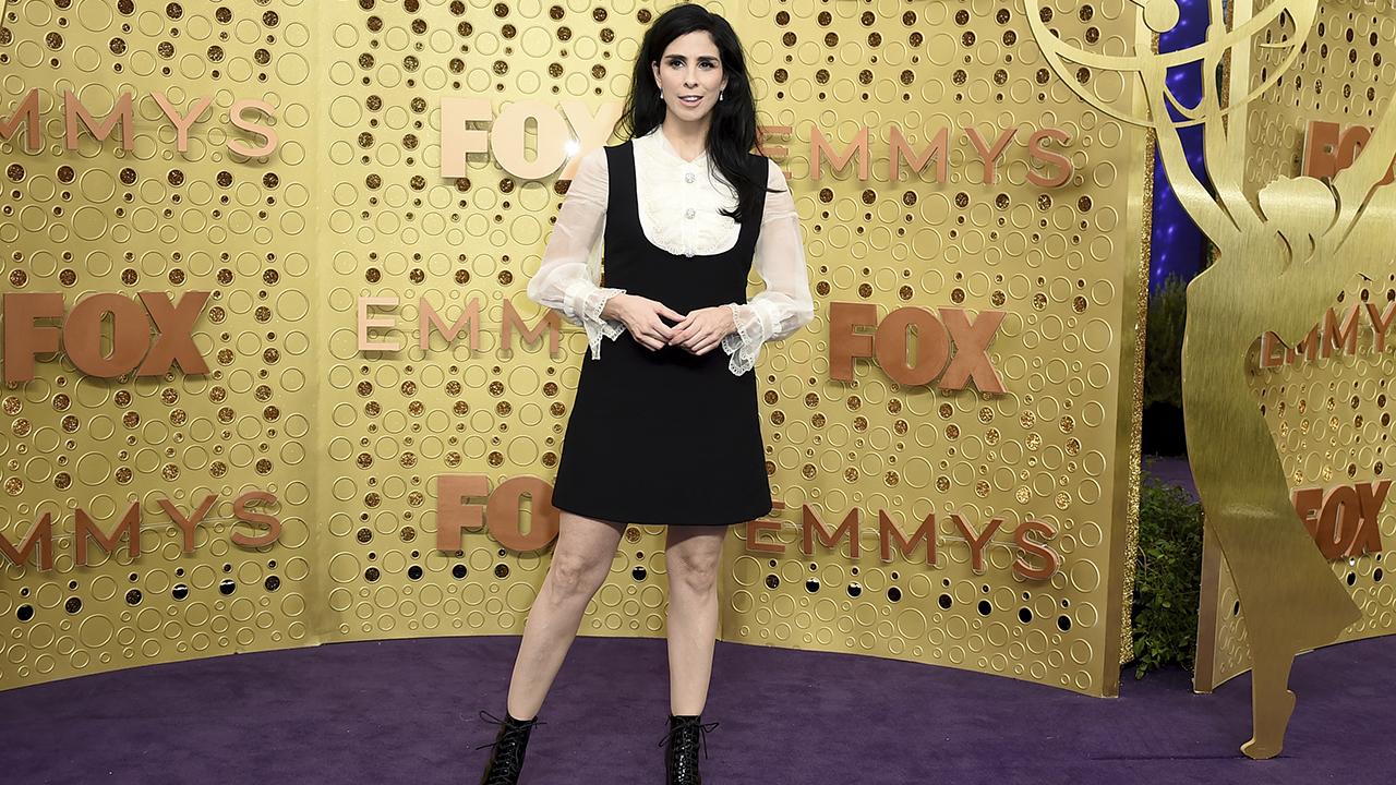 Sarah Silverman addresses 'cancel culture' at 2019 Emmys: 'There's a kind of righteousness porn going on'