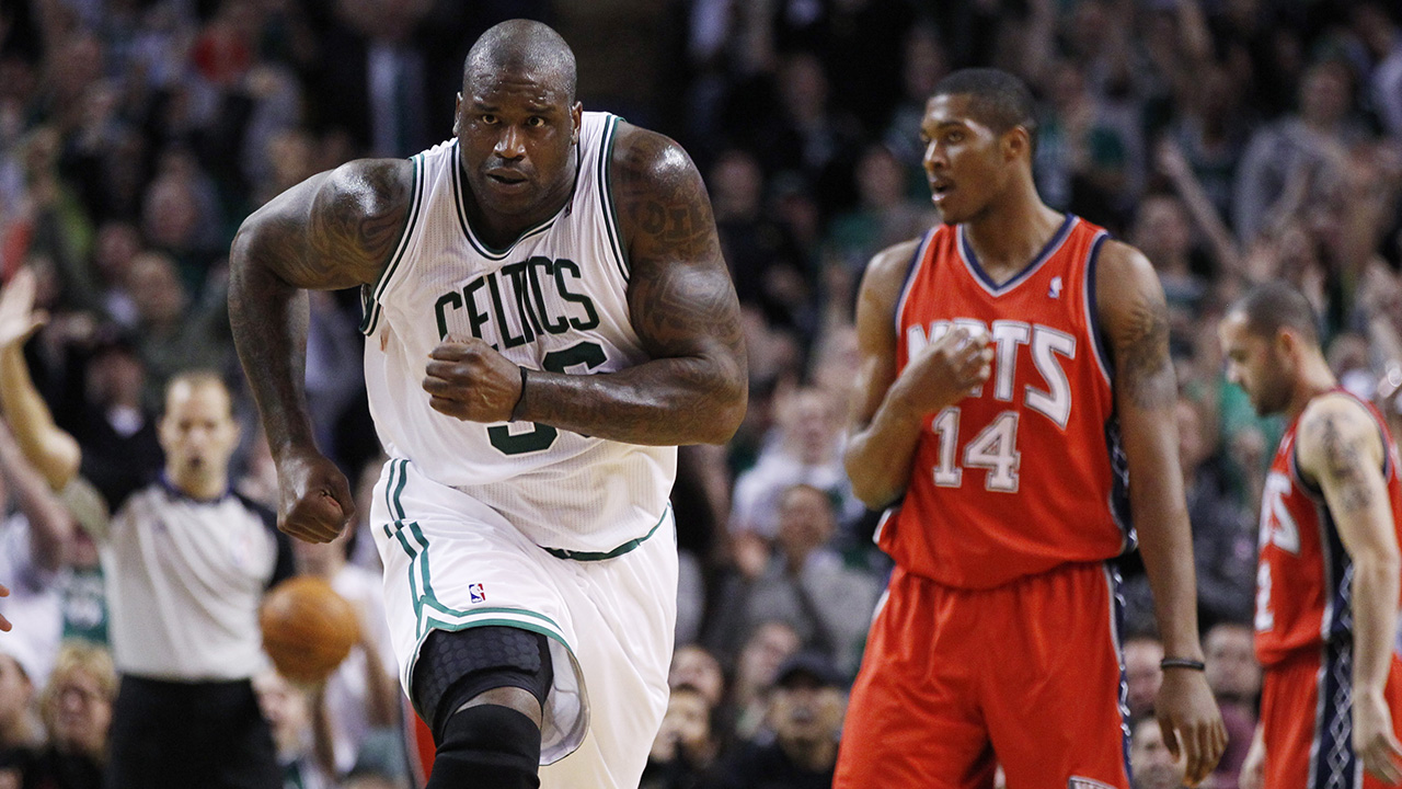 Westlake Legal Group Shaquille-ONea Shaquille O'Neal admits he was 'ring chasing' when he joined Boston Celtics in 2010 Ryan Gaydos fox-news/sports/nba/boston-celtics fox-news/sports/nba fox-news/media/fox-news-flash fox news fnc/sports fnc c8b2f2a7-a205-5a07-b97a-2f23829ae9f7 article