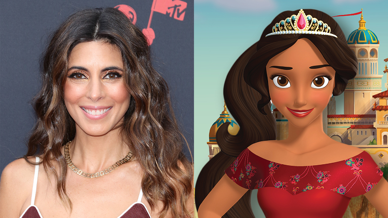 Jamie-Lynn Sigler 'begeistert' spielen Disney ' s ersten jüdischen Latina Prinzessin