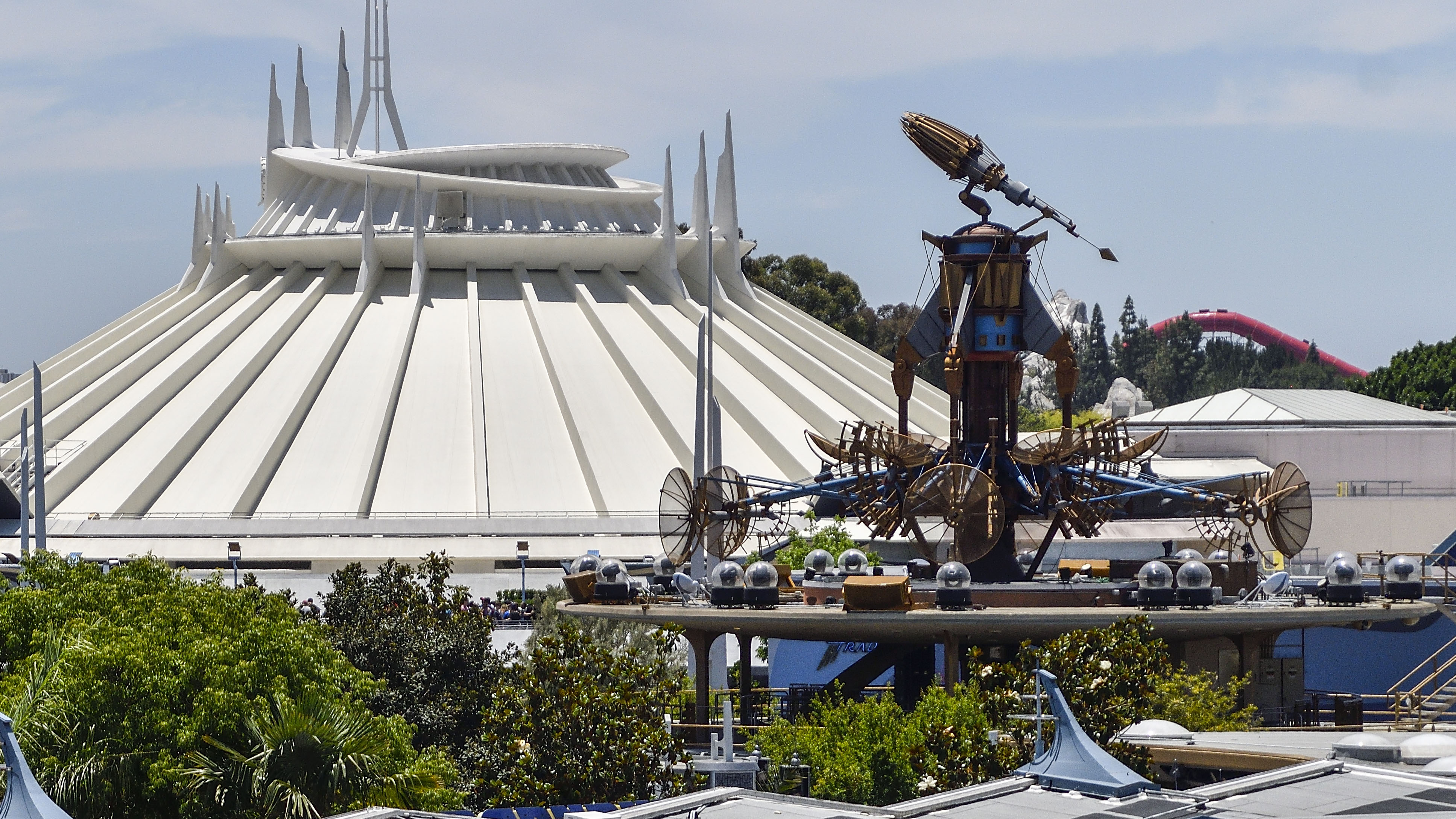 Disneyland guest sues for $3 million after 'violently' striking her head exiting ride