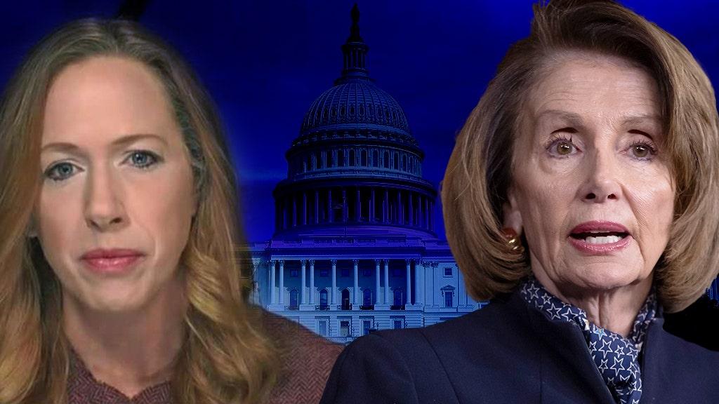 Pelosi, Dems 'ducking' Verantwortung der Anklage Anfrage, Kim Strassel sagt