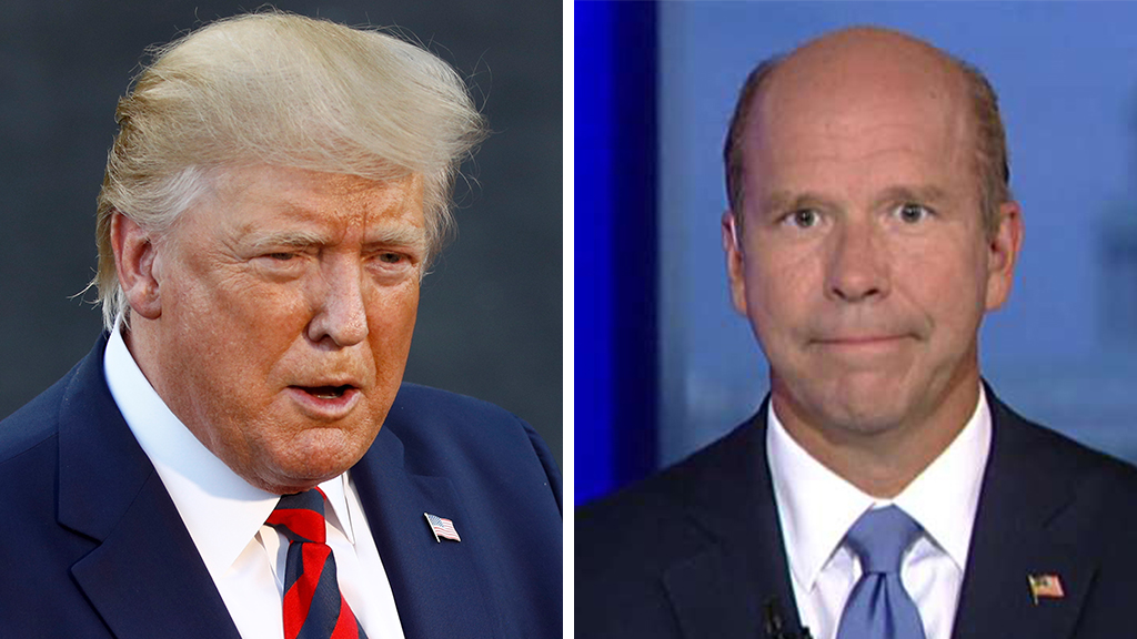 2020 hopeful John Delaney slams Trump on trade: 'Every acre of ground in Iowa is worth less today'
