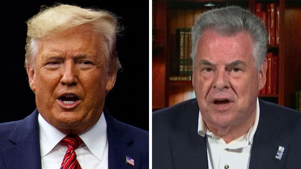 Trump whistleblower-Fall wirft 'die verfassungsrechtlichen Fragen,' Rep. Peter König sagt