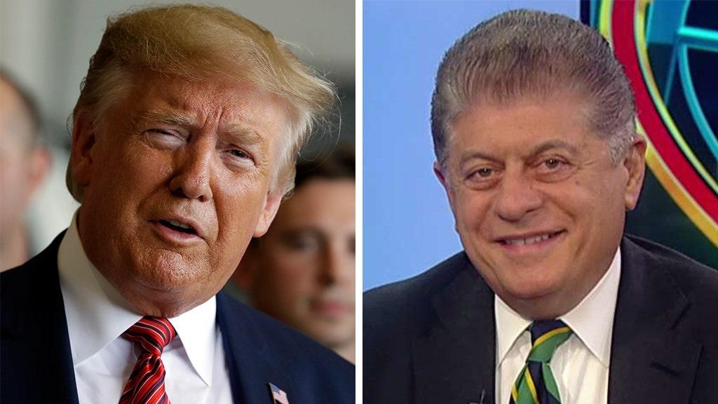 Judge Napolitano: Trump shouldn't divert from 'serious' Ukraine allegation