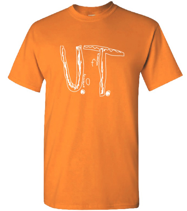 University of Tennessee turns bullied elementary school student's T-shirt design into official apparel