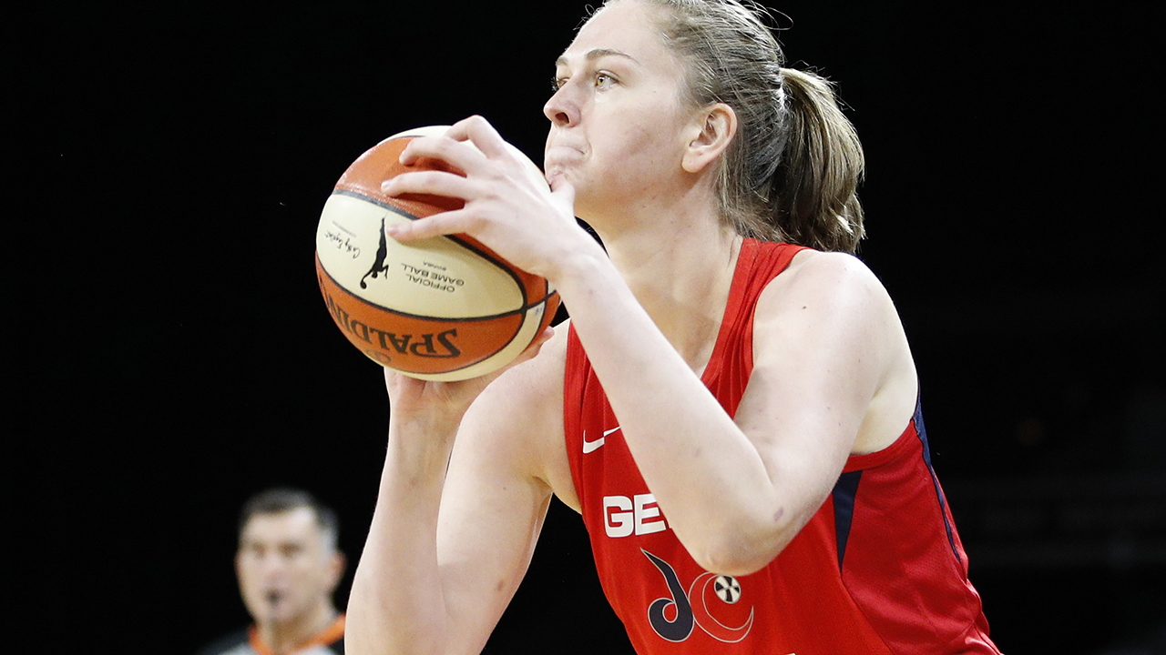 Mystics and Sun to play for WNBA crown