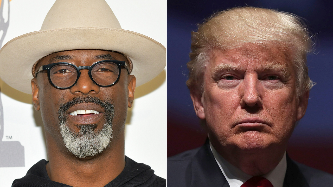 'Grey's Anatomy' star Isaiah Washington opens up about decision to leave the Democratic party after Trump W...