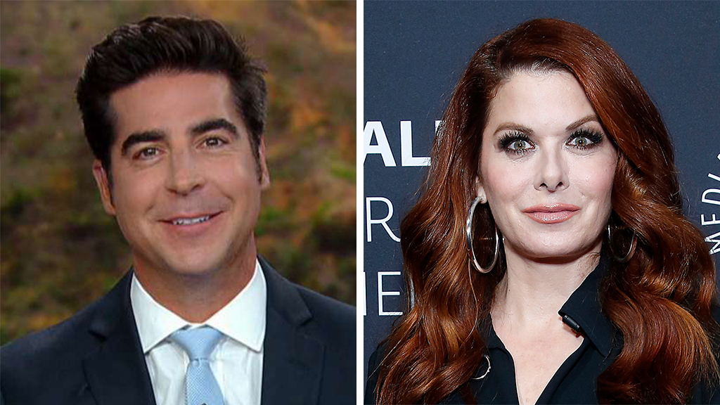 Westlake Legal Group Watters-Messing_FOX-Getty Jesse Watters: Debra Messing needs 'Twitter vacation' after retweeting claim Ivanka is a 'national security threat' fox-news/world/world-regions/russia fox-news/shows/the-five fox-news/politics/executive/first-family fox-news/politics fox-news/person/donald-trump fox-news/media/fox-news-flash fox-news/media fox-news/entertainment/tv fox news fnc/media fnc Charles Creitz article 52203891-ea7b-582c-b214-fb4417a963a2