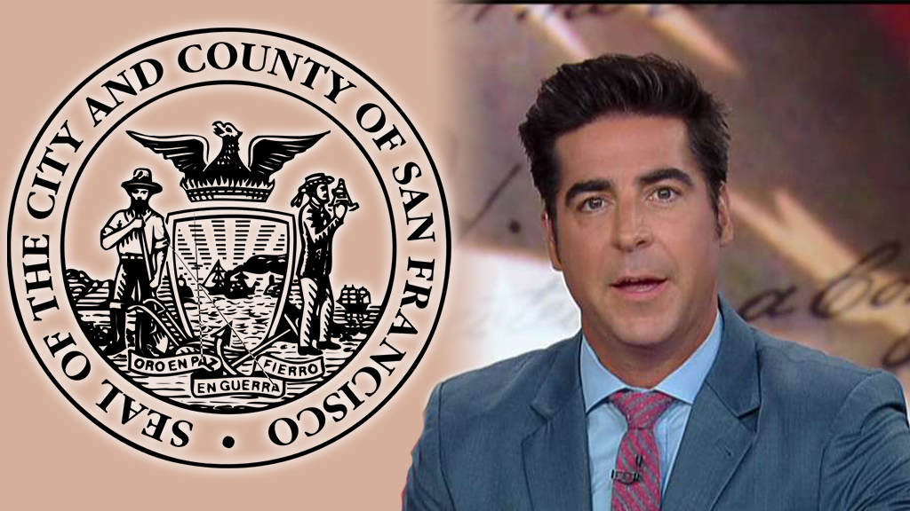 Jesse Watters: Labeling NRA members terrorists 'absolutely crazy'