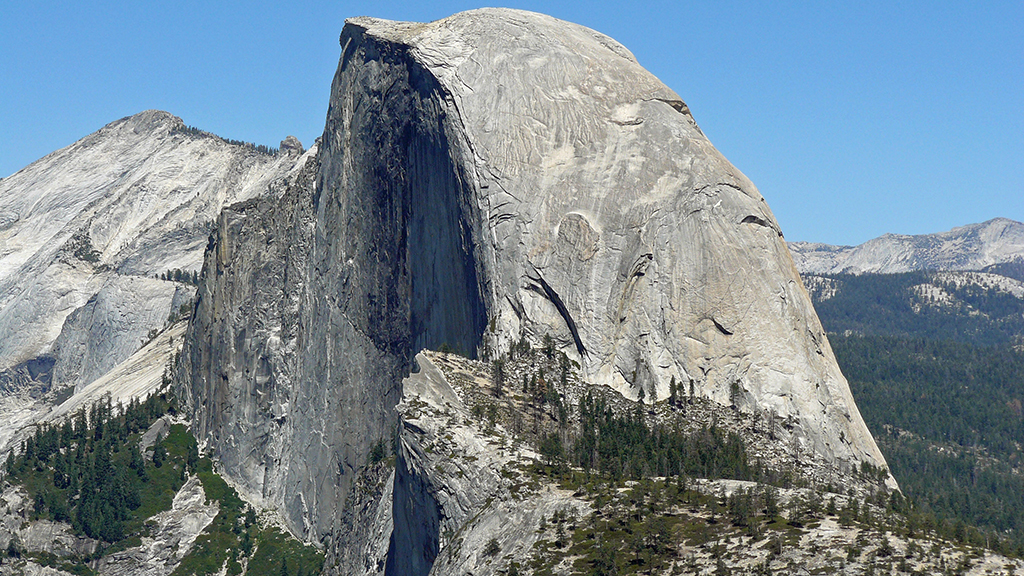 Arizona hiker falls to her death while climbing Yosemite National Park's Half Dome
