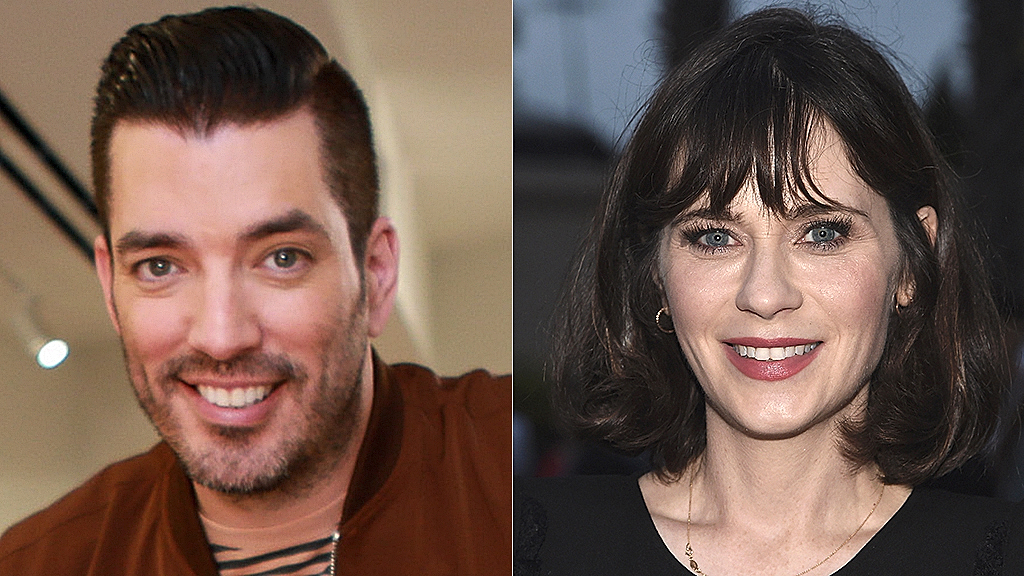 Zooey Deschanel, 'Property Brothers'' Jonathan Scott heat up their romance at 'DWTS' taping