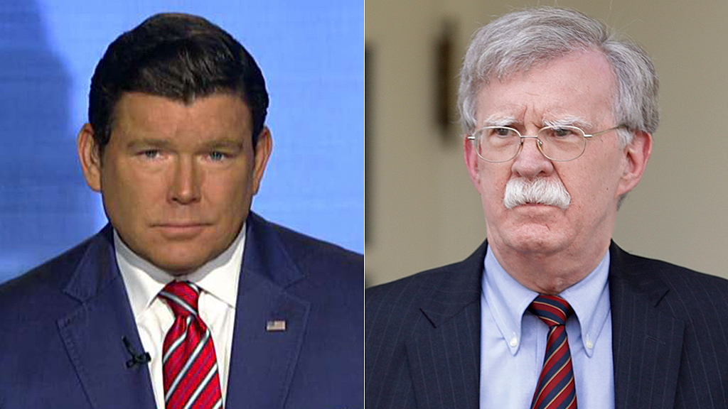 Bret Baier: John Bolton's departure from White House follows weeks of 'whispers'
