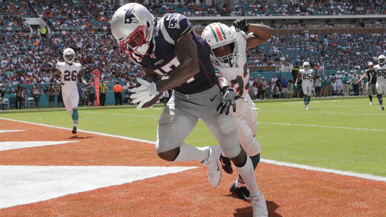 Westlake Legal Group brownmiami Antonio Brown scores as New England Patriots defeat Miami Dolphins 43-0 fox-news/sports/nfl/new-england-patriots fox-news/sports/nfl/miami-dolphins fox-news/sports/nfl fox-news/person/antonio-brown fnc/sports fnc Associated Press article 20684456-3979-5af4-994d-df64440e1126