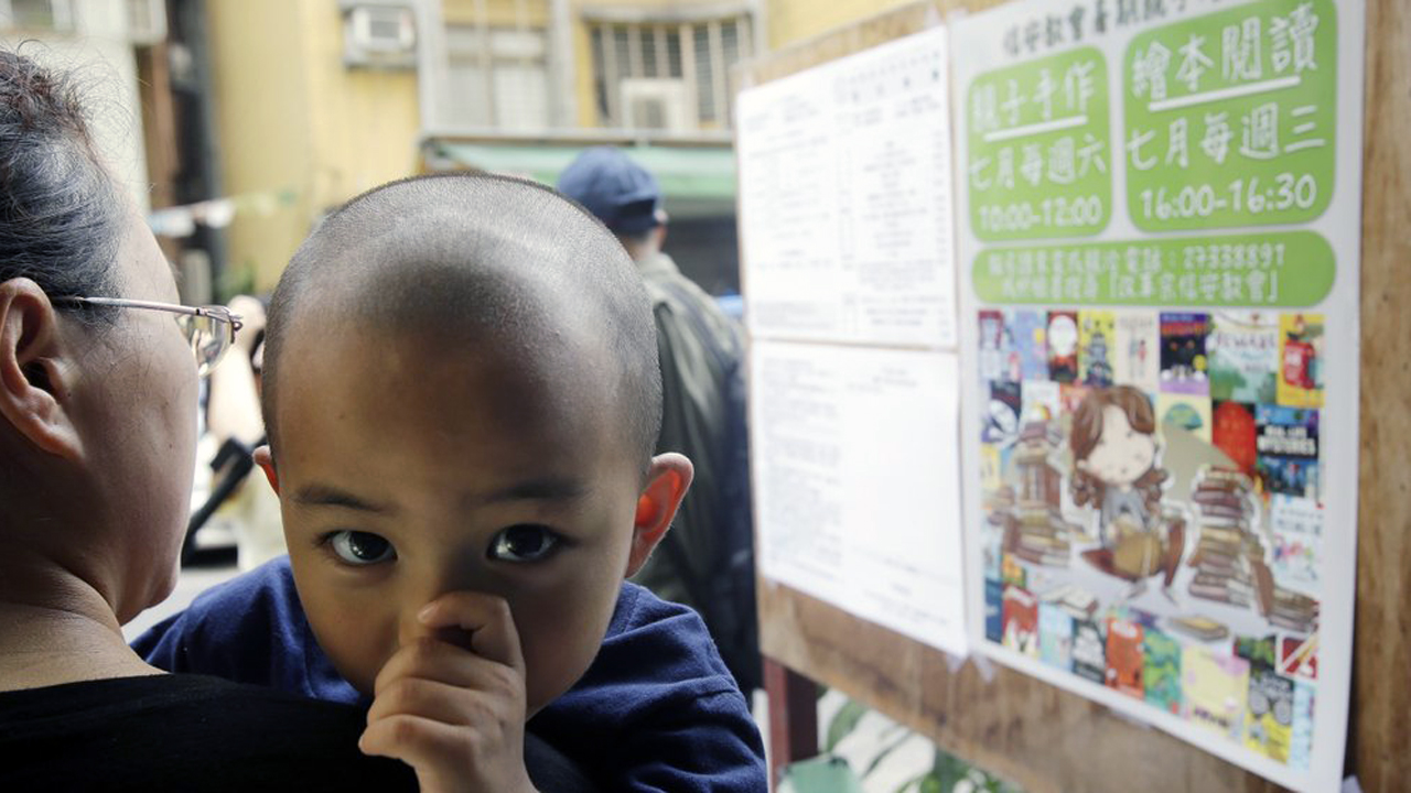 China cracks down on Sunday School in churches: 'No children allowed'