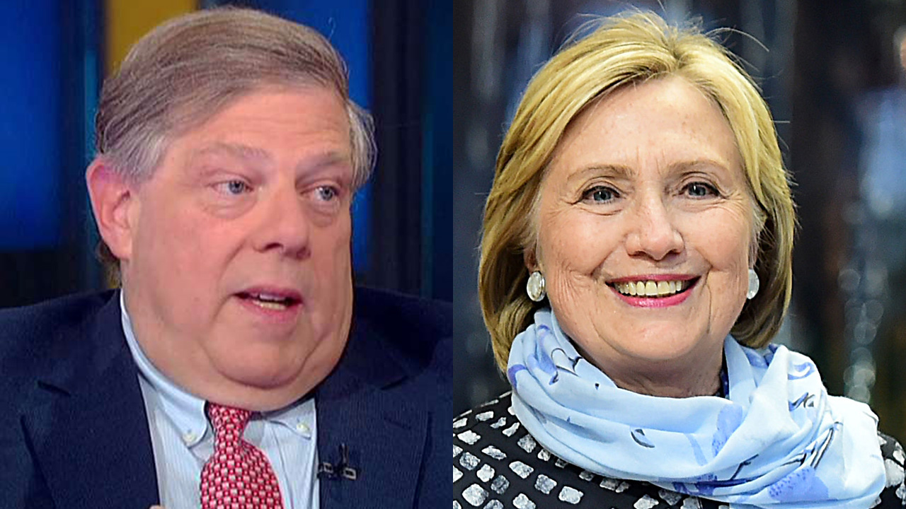 Mark Penn: Hillary would be 2020 contender if she had conceded the 2016 election