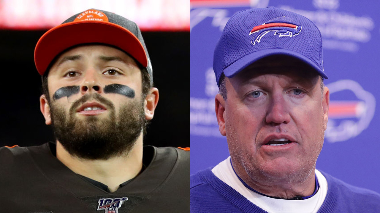 Westlake Legal Group coach-Rex-Ryan1 Cleveland Browns' Baker Mayfield fires back at ex-coach's 'overrated as hell' comment Ryan Gaydos fox-news/sports/nfl/cleveland-browns fox-news/sports/nfl fox news fnc/sports fnc article 304cfef1-b63d-5865-ba28-75b3d172bc14