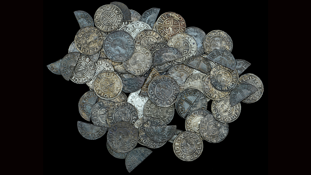 Metal detector enthusiast finds 1,000-year-old coins worth $60G