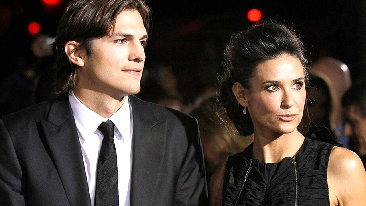 Demi Moore says Ashton Kutcher's opinions on alcoholism helped convince her to end her sobriety - Fox News
