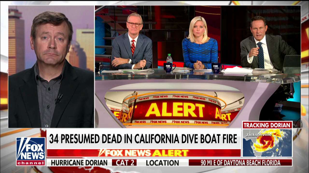 Westlake Legal Group fireguest California dive boat fire was 'freak accident,' underwater cinematographer says fox-news/us/us-regions/west/california fox-news/shows/fox-friends fox-news/media/fox-news-flash fox news fnc/media fnc David Montanaro article 1049ee70-5c26-5357-a175-a10d5e3ab8c1