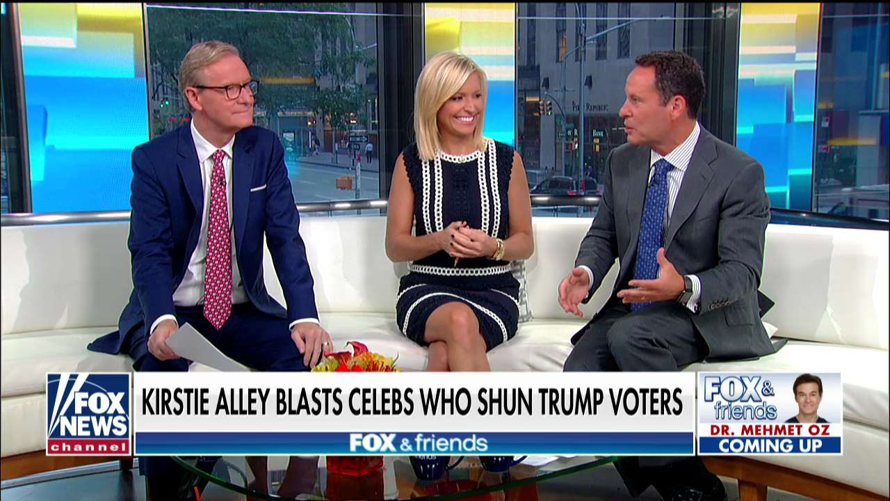 Kilmeade on Hollywood shunning Trump supporters: Maybe we've reached a 'breaking point'