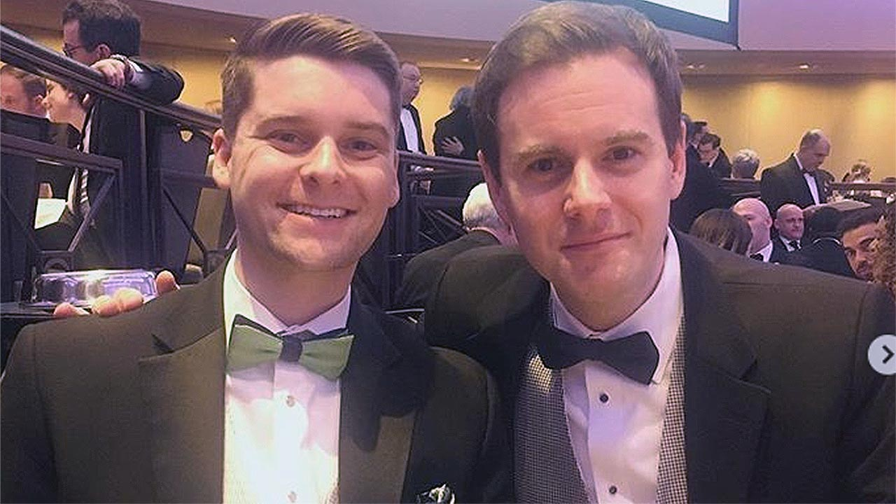 Westlake Legal Group guy-benson-adam-wise-instagram Fox News contributor Guy Benson marries boyfriend Adam Wise in California's Napa Valley Jessica Sager fox-news/lifestyle/weddings fox-news/entertainment/events/marriage fox-news/entertainment/celebrity-news fox-news/entertainment fox news fnc/entertainment fnc article 47c86a84-1ae8-5232-9a8b-74e4d894d191