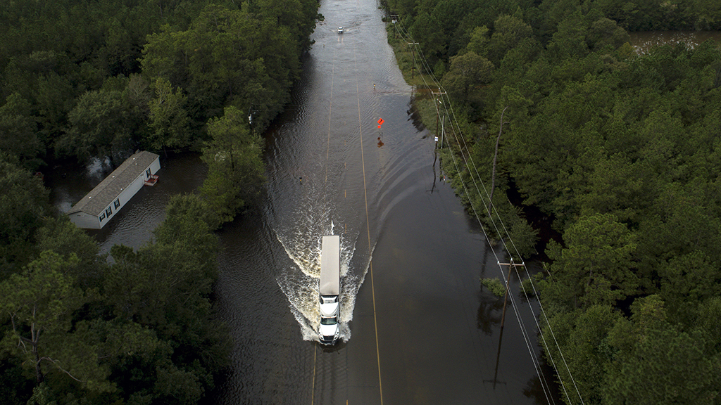Authorities confirm fifth death linked to Tropical Storm Imelda as Texas floodwaters recede