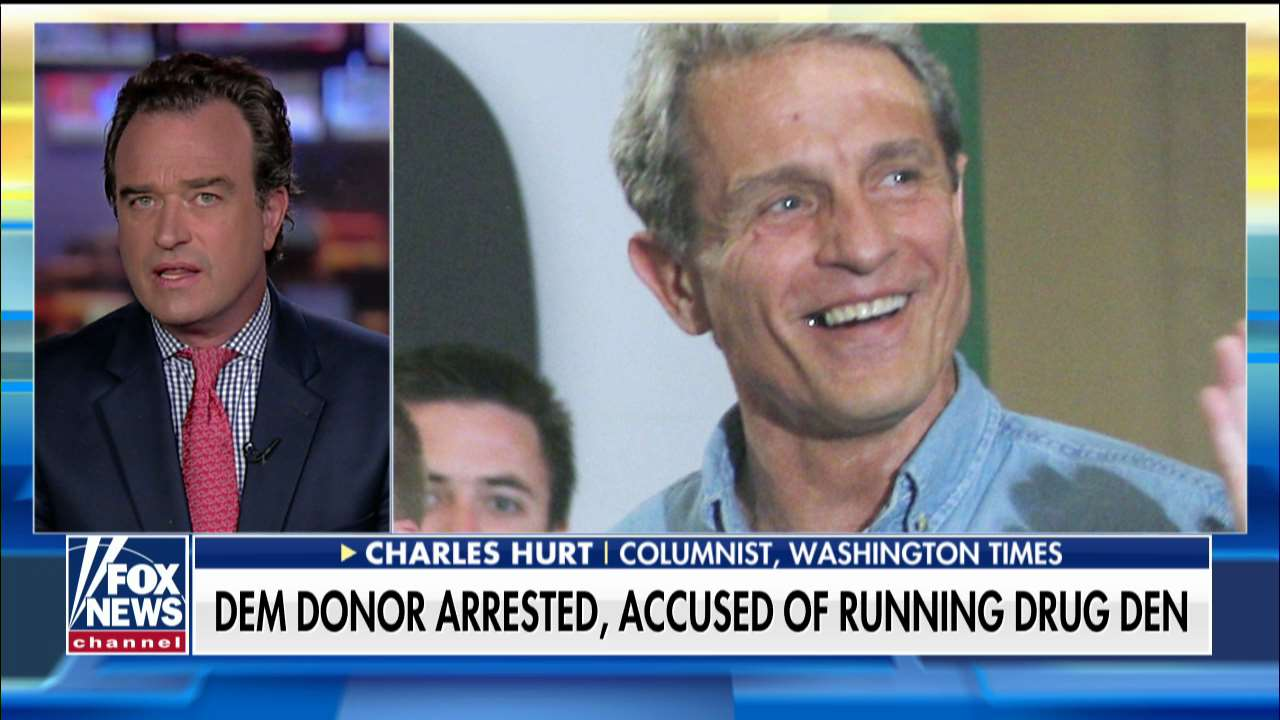 Charlie Hurt: Can you imagine the media coverage of Ed Buck's arrest if he were a Republican?