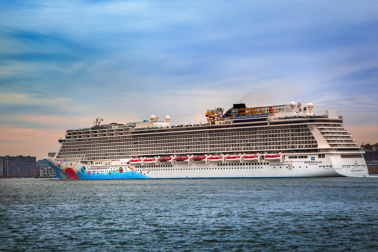 Hurricane Dorian forces Norwegian Breakaway cruise to divert to New Orleans, stranding 200