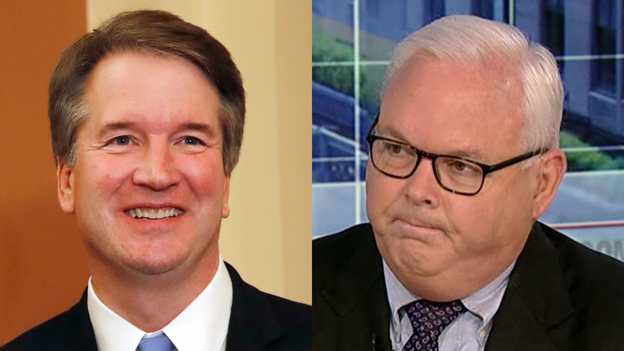 Bill McGurn on Kavanaugh 'innuendo': This is the left's response to potential Roe v. Wade threat