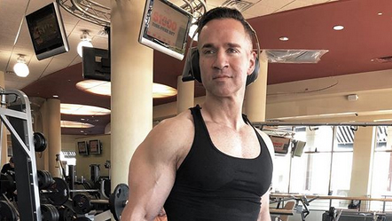 Westlake Legal Group mikeS Mike 'The Situation' Sorrentino shows off 35-lb. weight loss after getting out of prison Jessica Napoli fox-news/entertainment/genres/reality fox-news/entertainment/celebrity-news fox-news/entertainment fox news fnc/entertainment fnc cab0db29-7db6-5131-a3c3-3b9905d92869 article