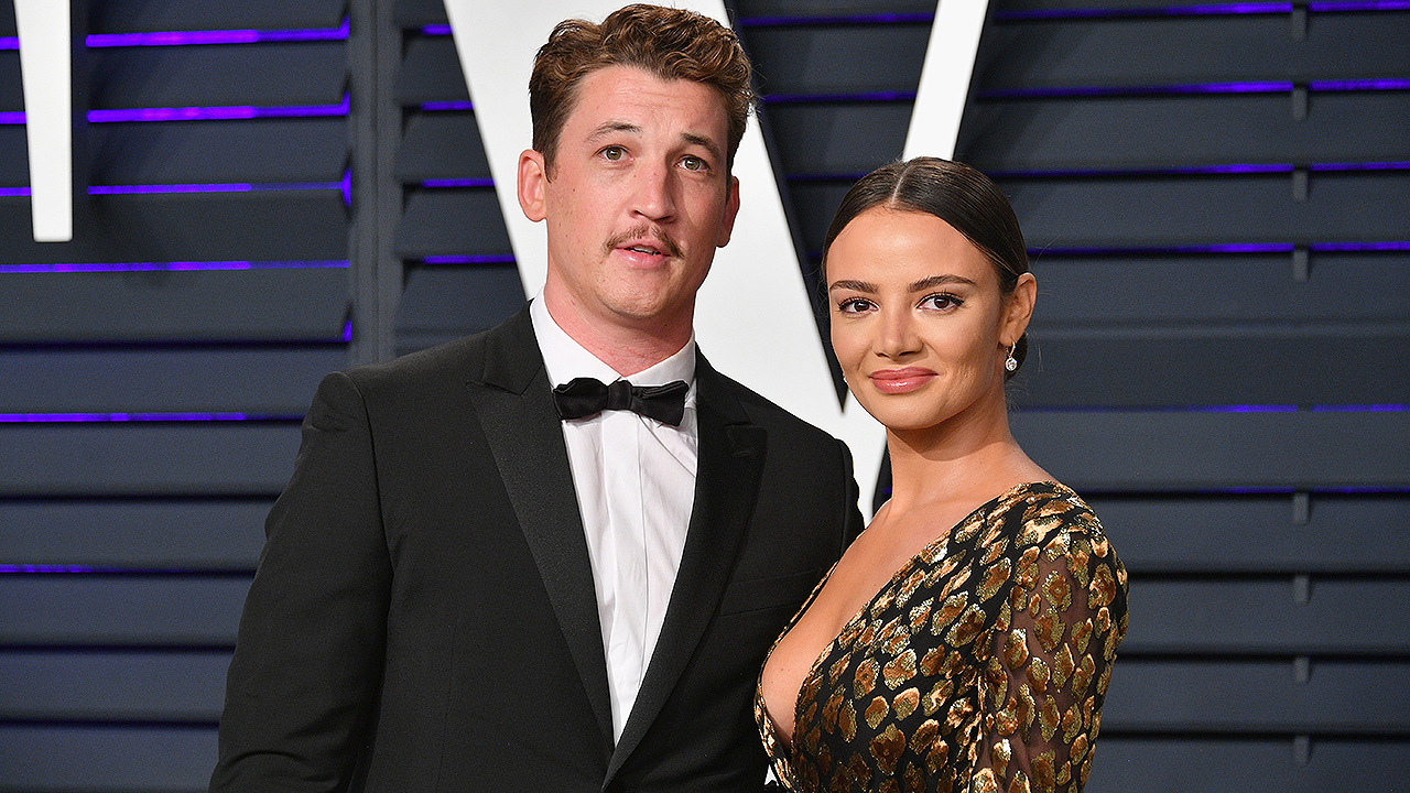 Miles Teller marries longtime girlfriend Keleigh Sperry