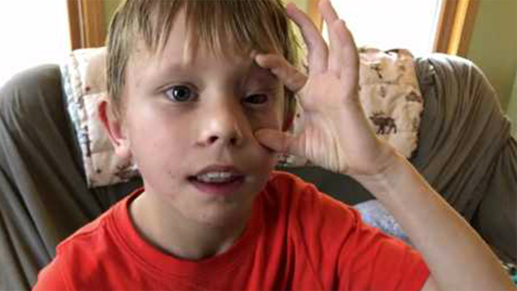 Colorado boy, 8, injured in mountain lion attack describes encounter: 'I tried to get it in the eye'