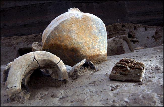 Inschrift enthüllt letzten Jahre des Lebens in Pompeji