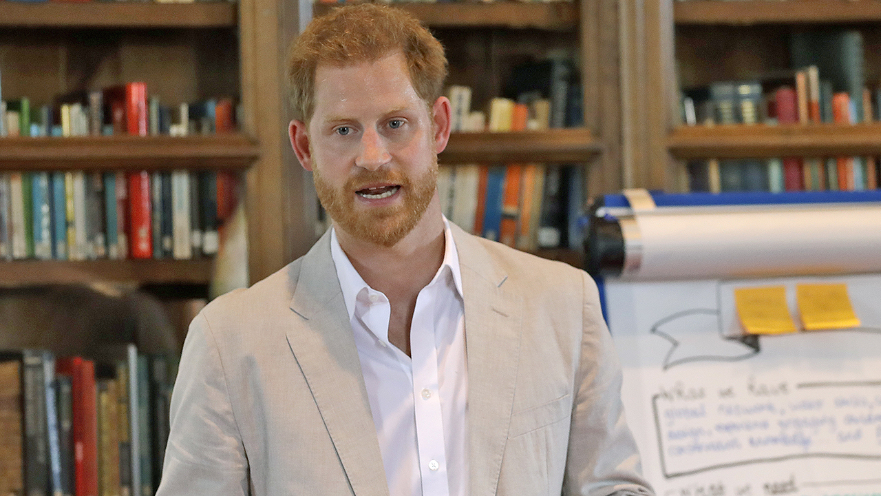 Prince Harry reveals what he thinks of Netflix's 'The Crown': 'It's loosely based on the truth'