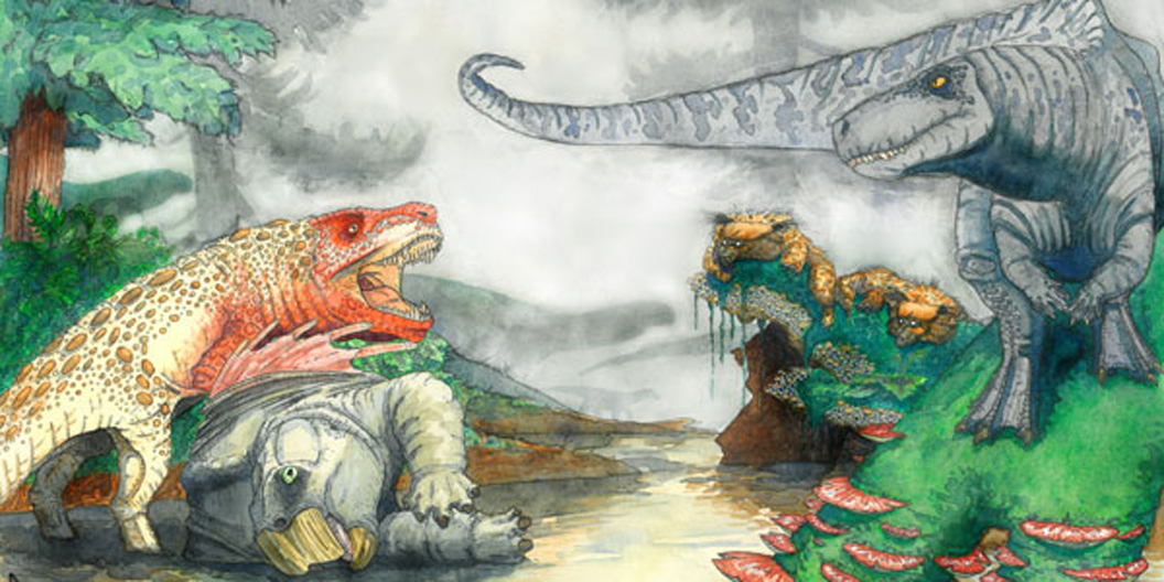 Enormous 30-foot crocodile terrorized dinosaurs 210M years ago