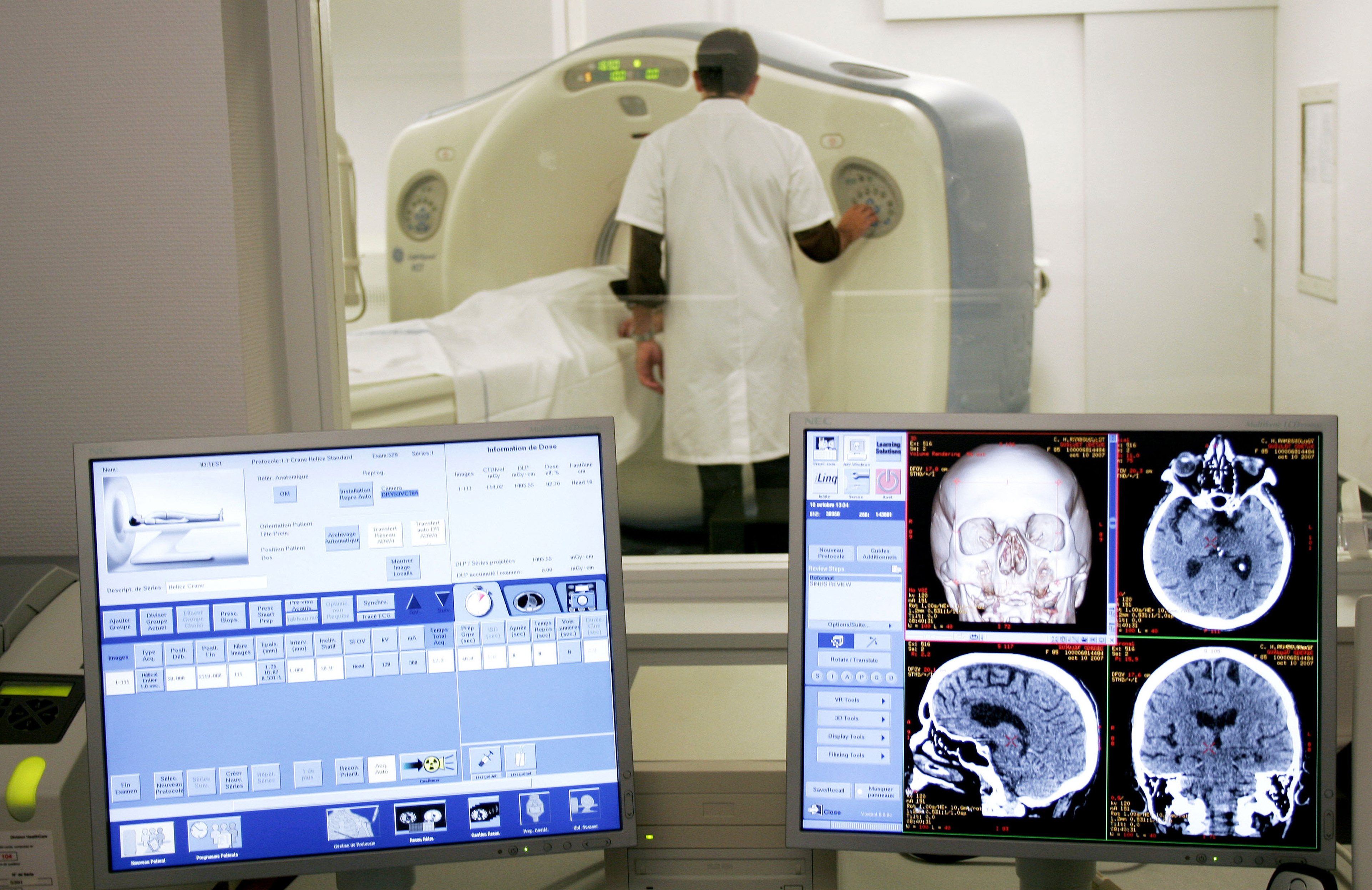 Millions of Americans' medical images and data left 'unprotected' online, investigation reveals