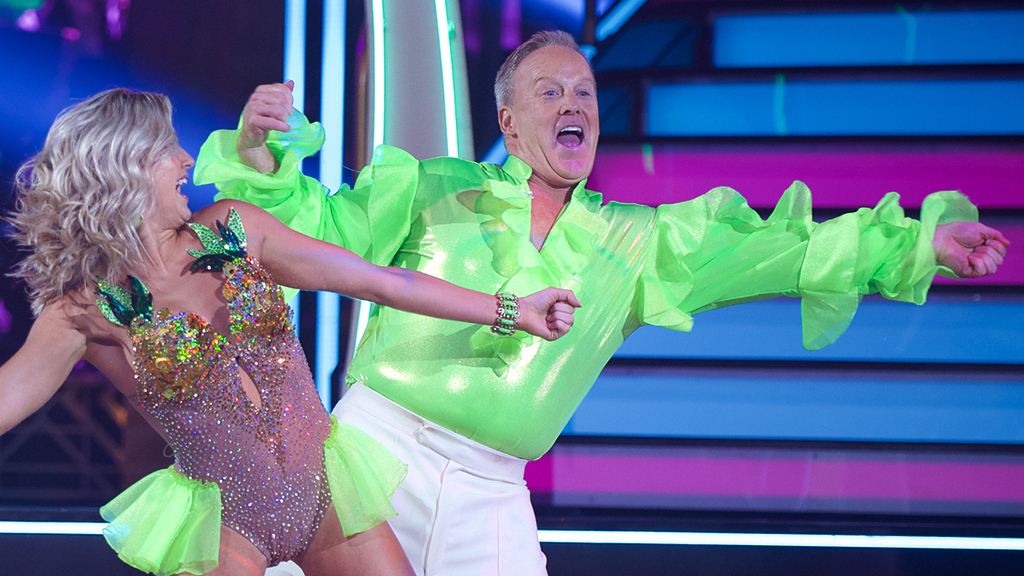 Sean Spicer talks about his 'Dancing With The Stars' debut after headline-grabbing first appearance