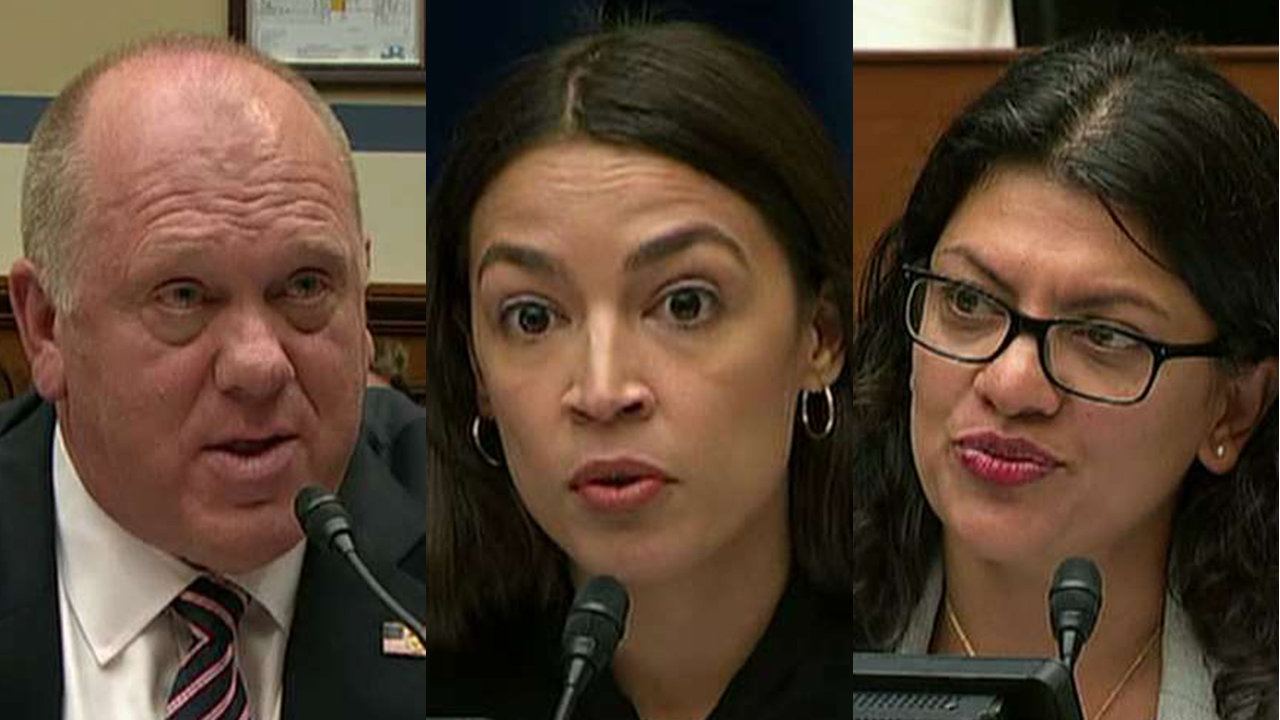 Westlake Legal Group split Tom Homan's fiery clash with AOC, Tlaib and other House Dems detailed on 'Fox & Friends' fox-news/us/immigration fox-news/shows/fox-friends fox-news/politics/elections/house-of-representatives fox-news/person/rashida-tlaib fox-news/person/alexandria-ocasio-cortez fox-news/media/fox-news-flash fox news fnc/media fnc David Montanaro article 58cd113a-6207-5b0c-8076-60127faf0b36