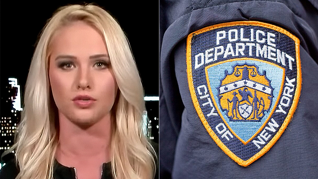 Trump has 'deep love and support' for police, unlike Dems: Lahren on police union's 2020 endorsement