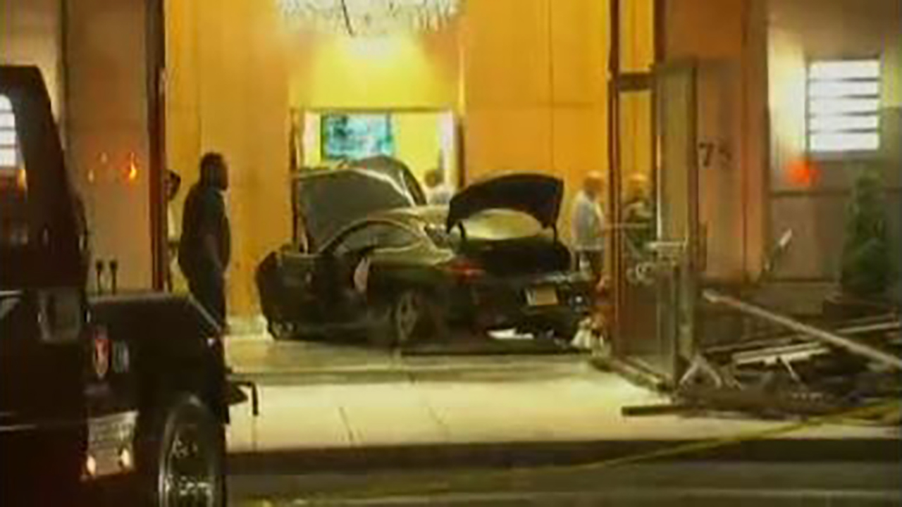 Westlake Legal Group trump-plaza-crash Car plows into lobby of Trump Plaza condominium complex fox news fnc/us fnc Danielle Wallace article 2dddb12a-52a3-50b0-be2a-80b9387a32f4