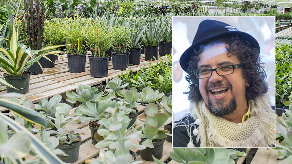Liberal seminary students worship potted plants as 'the beings who sustain us'
