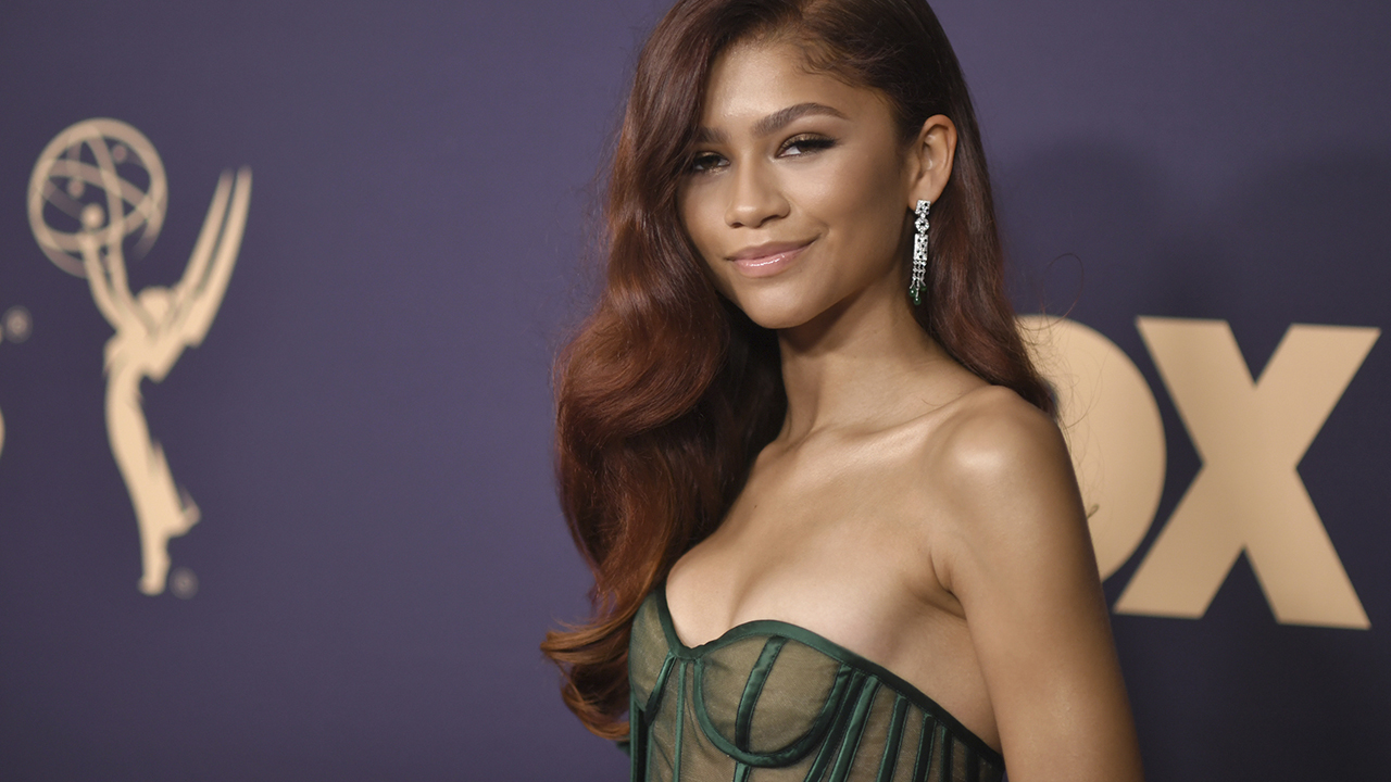 Zendaya on becoming the youngest actress to win an Emmy for leading a drama series: 'I still can't believe it'