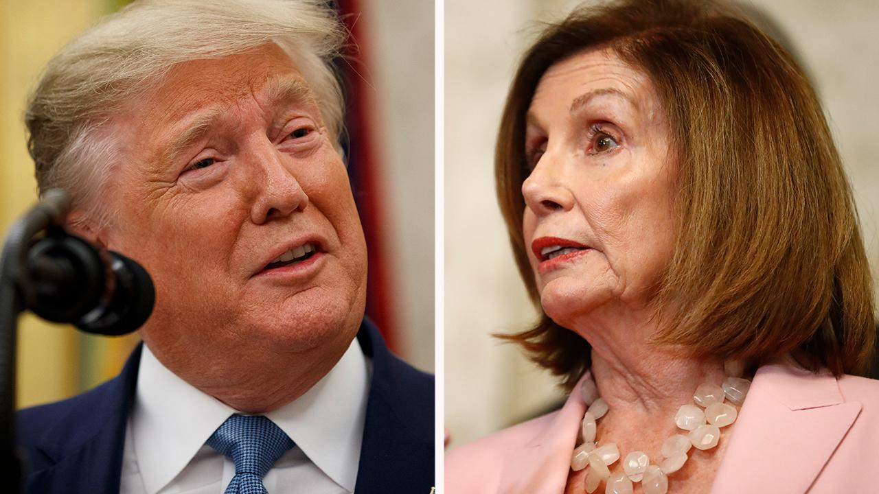 Pelosi strategy questioned after refusing authorization vote on impeachment inquiry