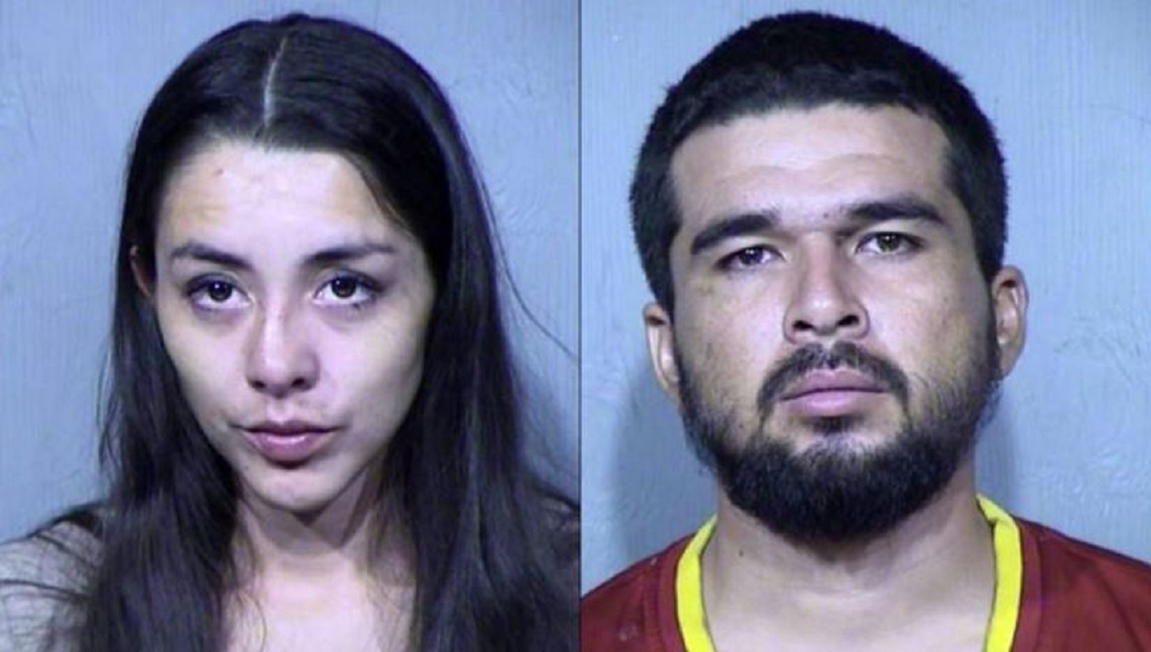 Police: Parents arrested after 1-year-old daughter tests positive for fentanyl
