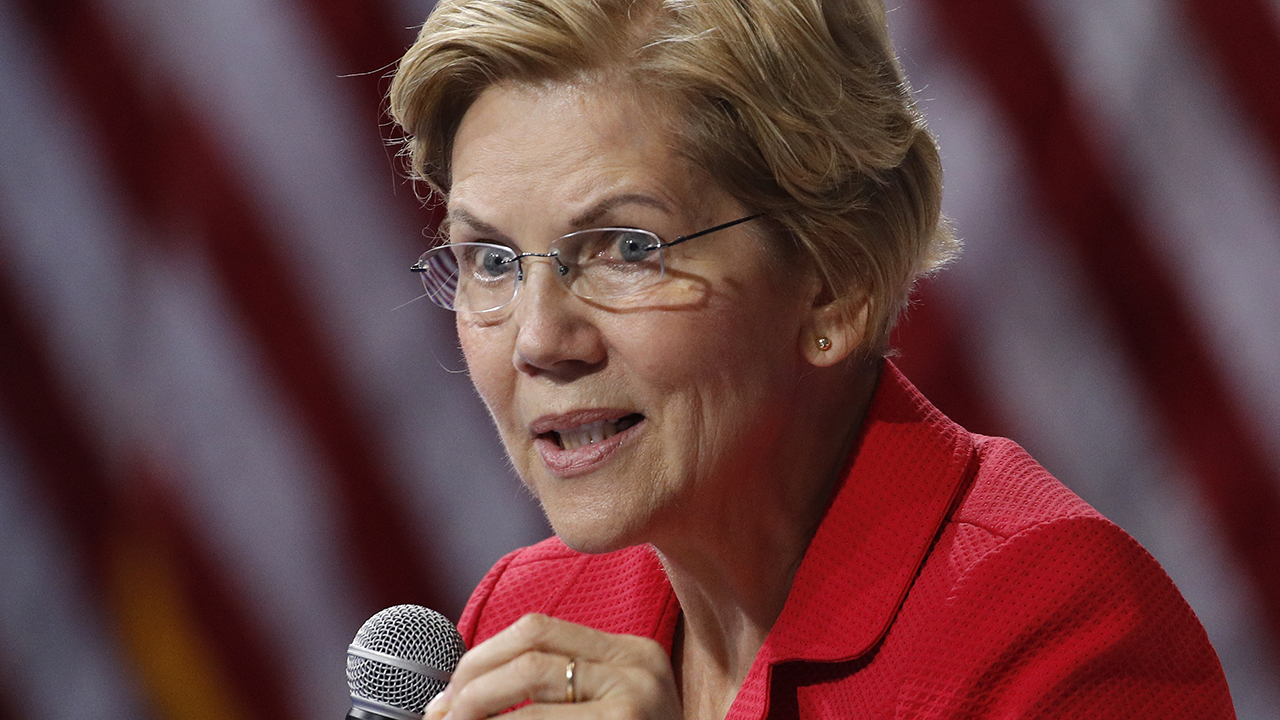 Elizabeth Warren apparently scrubs DNA-test rollout from campaign site, Twitter