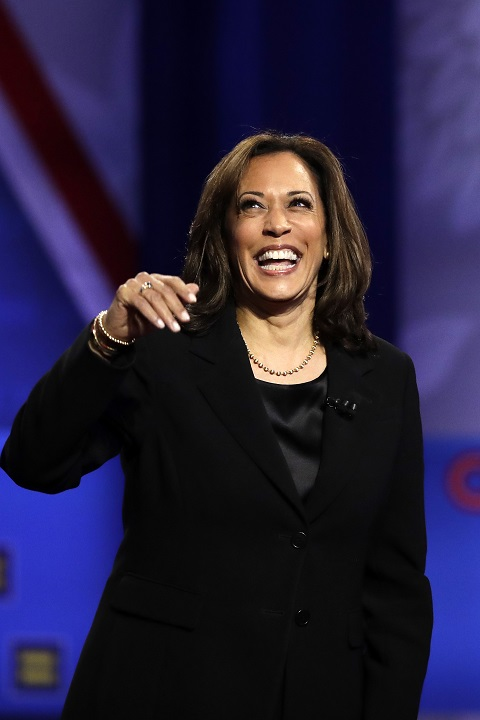 Westlake Legal Group AP19284065185790 Kamala Harris: Impeaching Trump 'shouldn't take very long' because 'we have a confession' Louis Casiano fox-news/world/conflicts/ukraine fox-news/us/us-regions/midwest/iowa fox-news/politics/elections/presidential fox-news/politics/elections/democrats fox-news/politics/elections/campaigning fox-news/politics/2020-presidential-election fox-news/person/kamala-harris fox-news/person/donald-trump fox news fnc/media fnc article 7e165974-090a-5afa-b603-8c94837f7d6c