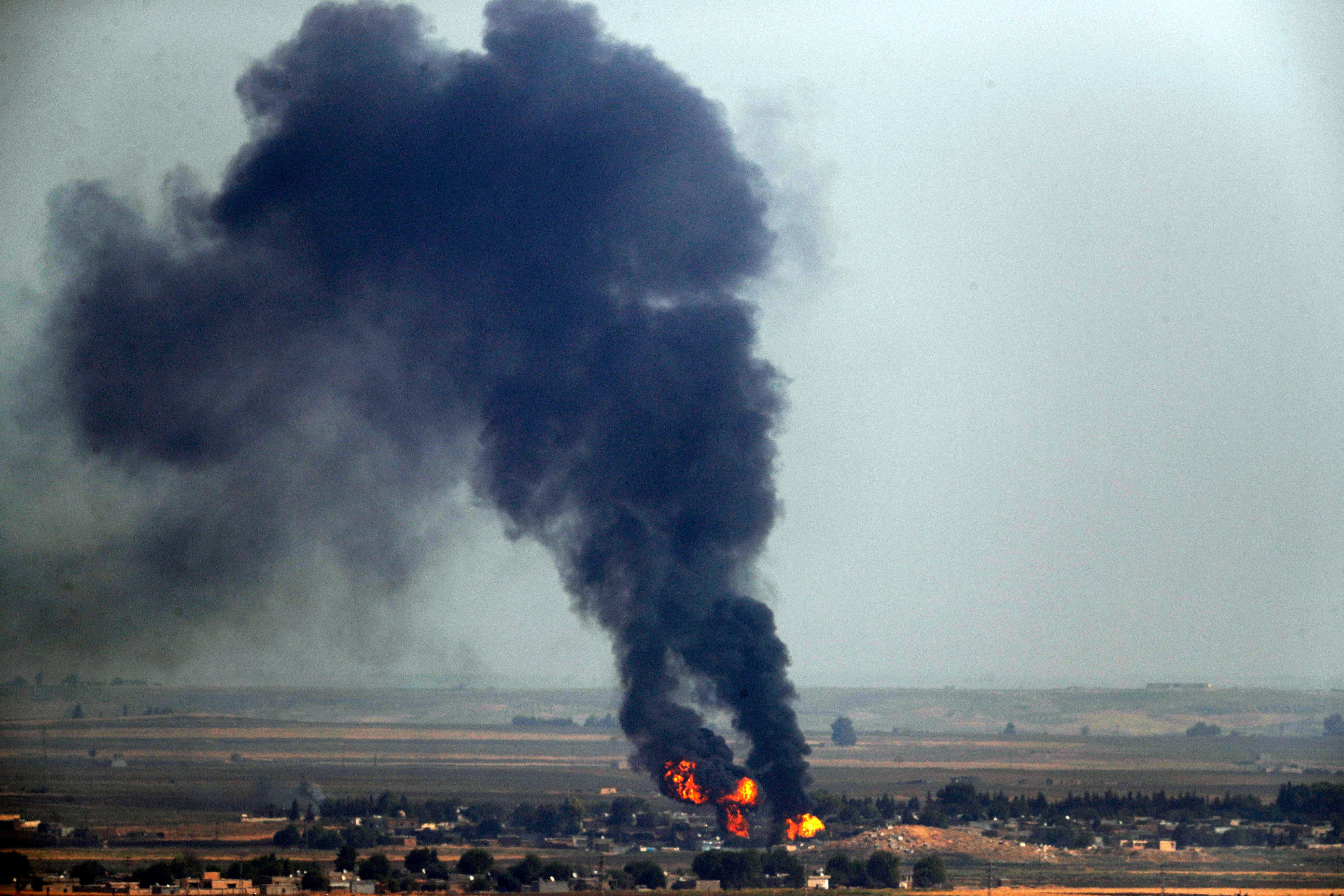 トルコ-シリアの戦いの後の報告砲撃FFF Mulvaney backtracksウクライナの抵抗や拒否のコメント
