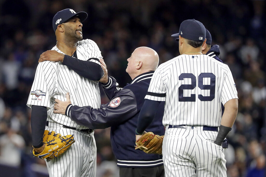 Yankees don't look good in loss to Astros in Game 4, season on brink